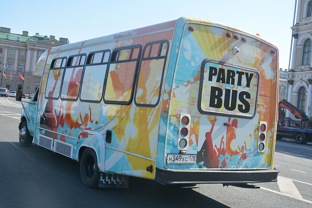 Фото Partybus