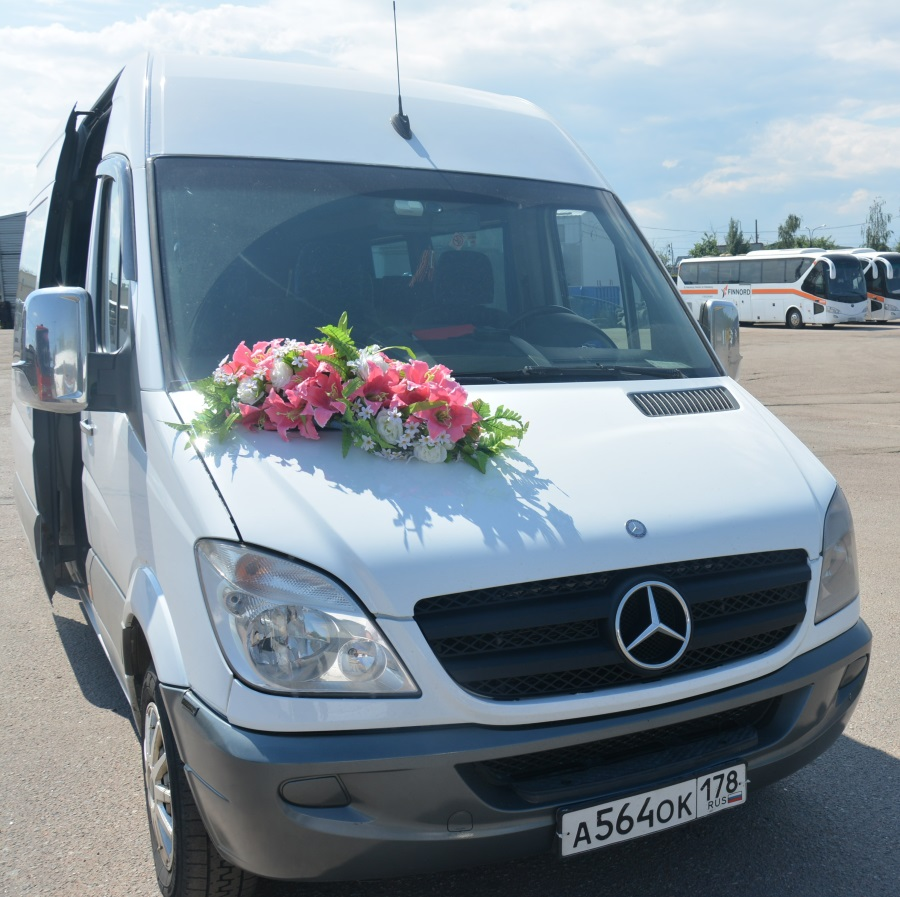 Фото Mercedes Benz Sprinter